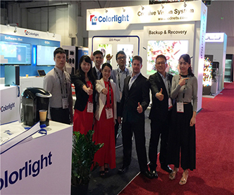 Colorlight won high appraisal at infoComm16