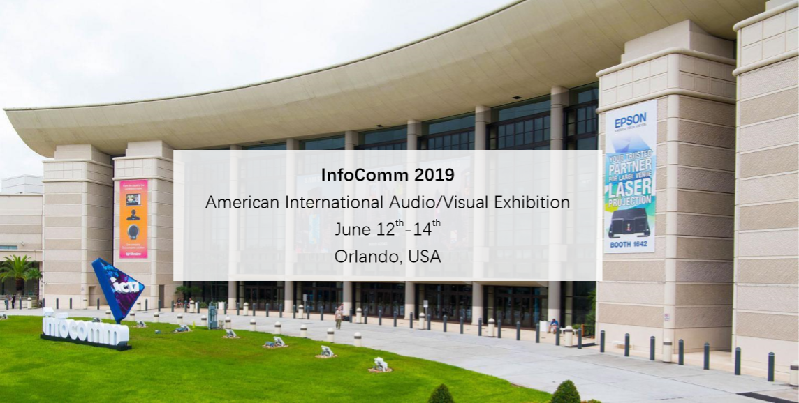 Colorlight's new products debut at InfoComm 2019