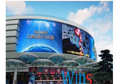 New business opportunities, LED display in theme park